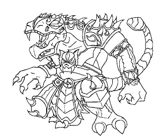 #13 Dota 2 Coloring Page