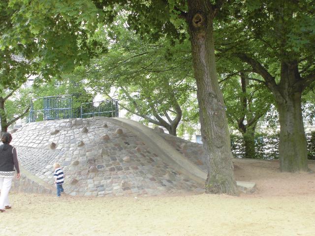 Expat Mummy In Berlin Playground At Monbijou Park