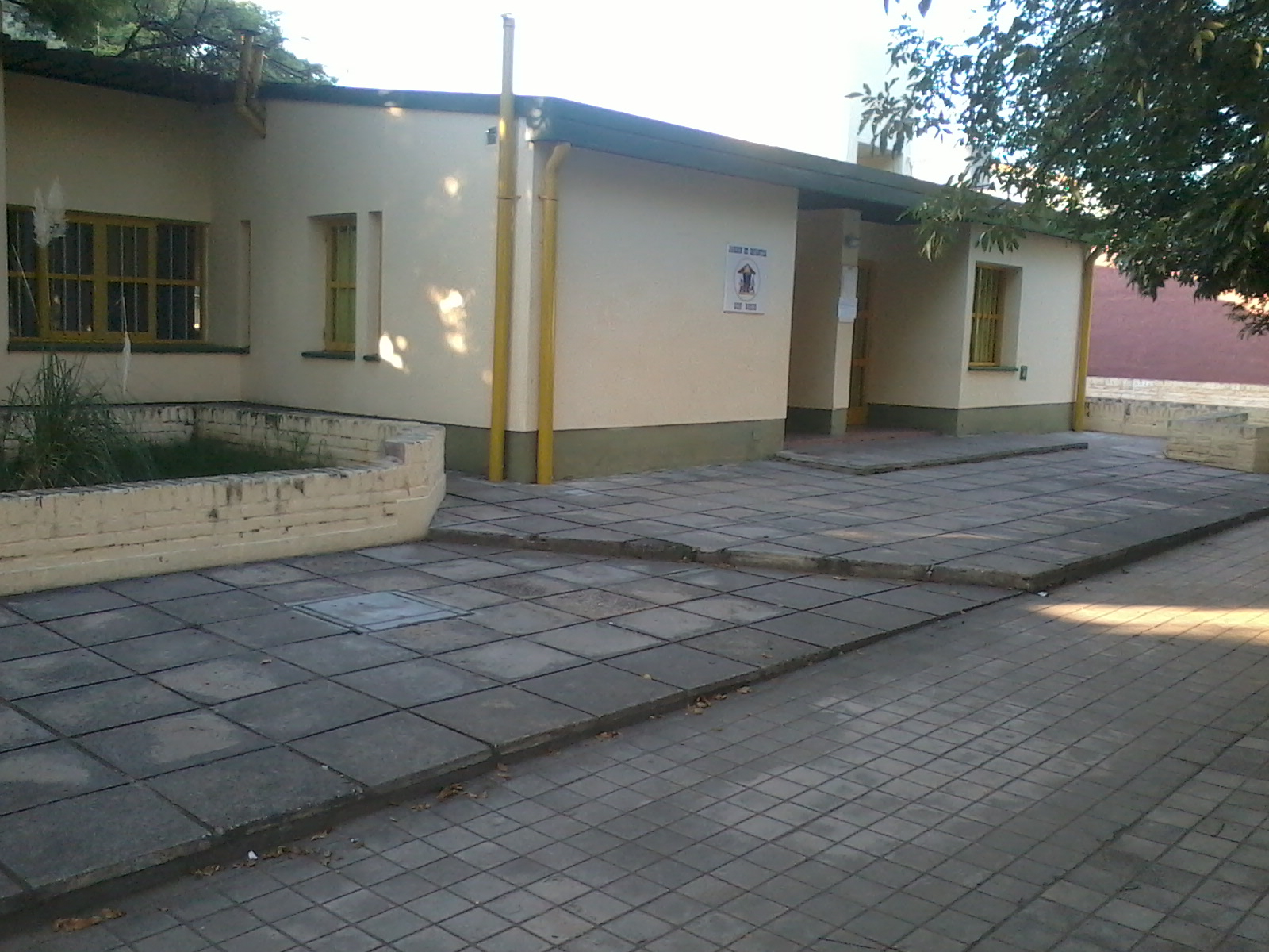 Barrio don bosco c rdoba jardin don bosco ipem 39 for Barrio jardin espinosa cordoba