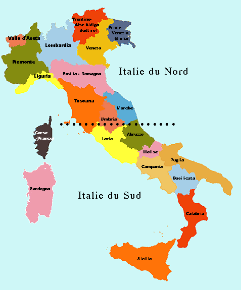 eten italie
