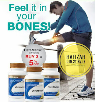 SEPTEMBER OSTEMATRIX GEGAR!!