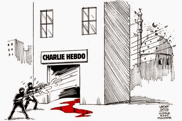 Charlie Hebdo Menyesal Menggambar Kartun Nabi Muhammad