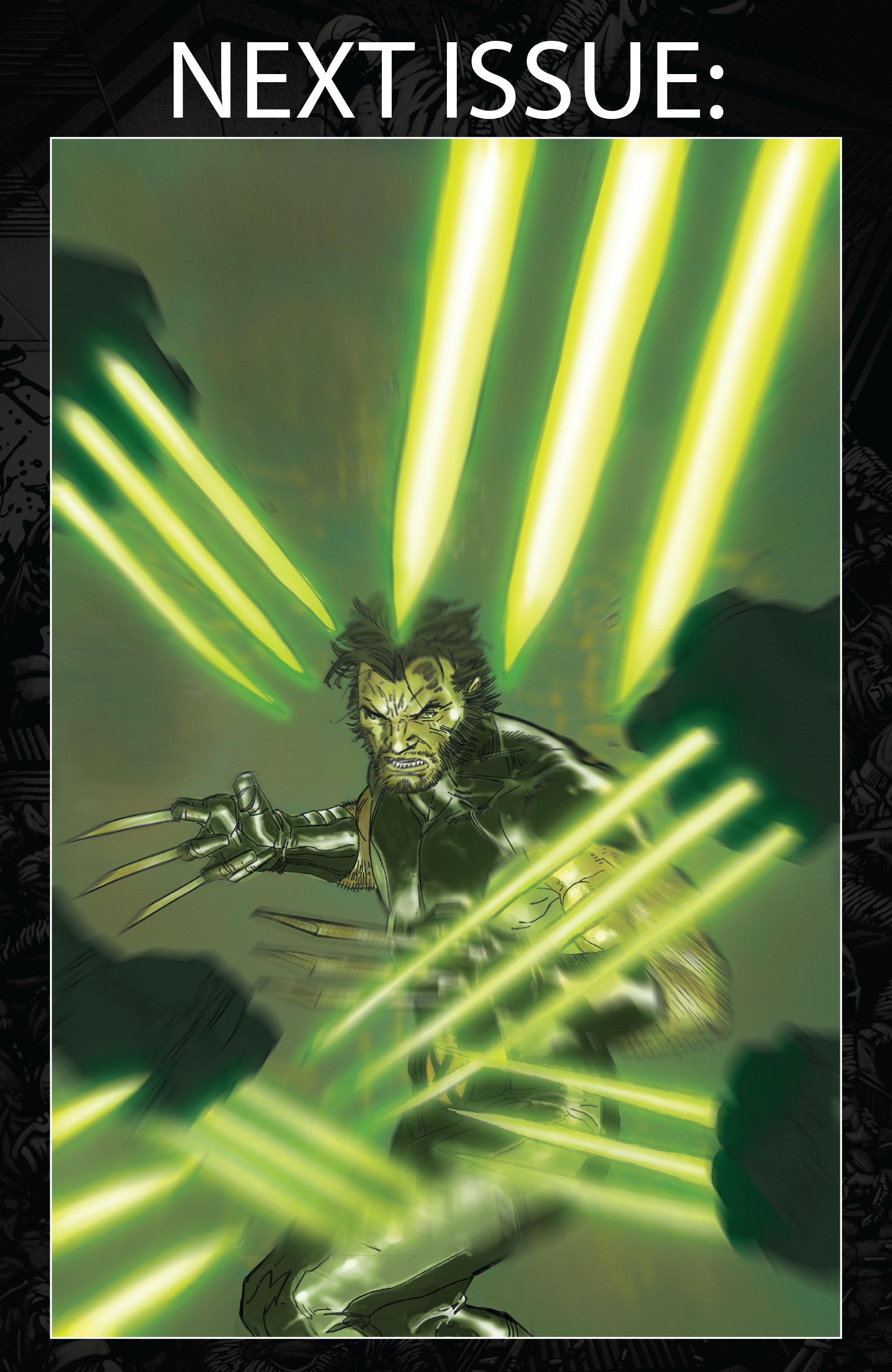 Wolverine: Weapon X #1 #16 - English 25