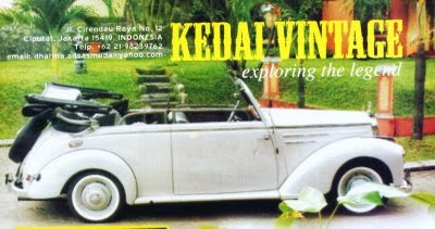 Mercedes Benz Classic Center - Kedai Vintage