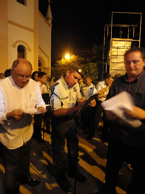 ASSINATURA DE CONTRATO 2012.