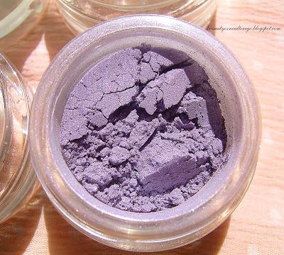 Recenzja: La Rosa, sypkie cienie mineralne