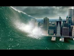 Vem aí um Tsunami