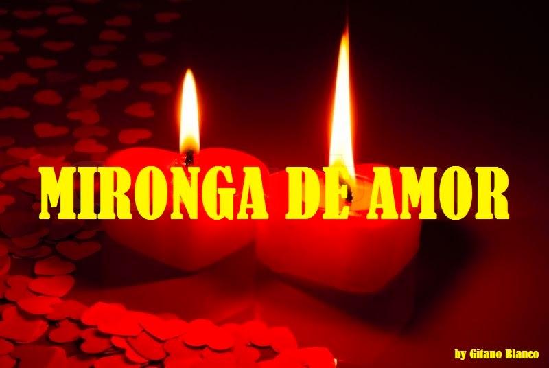 MIRONGA DE AMOR