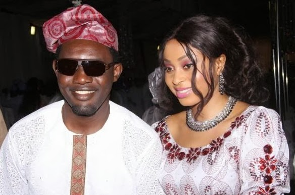 comedian ay wife wedding anniversary