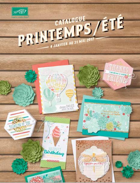 Catalogue printemps-été en ligne