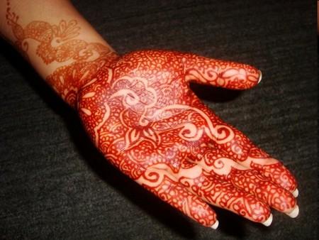 Mehndi Henna Wedding : Simple mehndi designs henna bridal