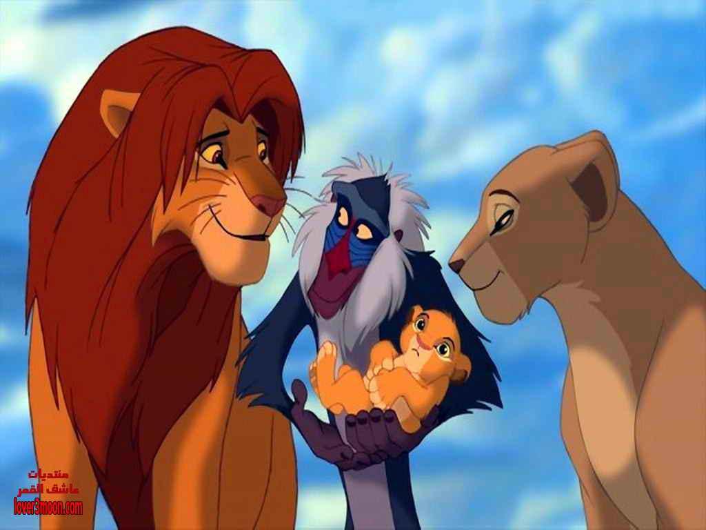 cartoni disney il re leone