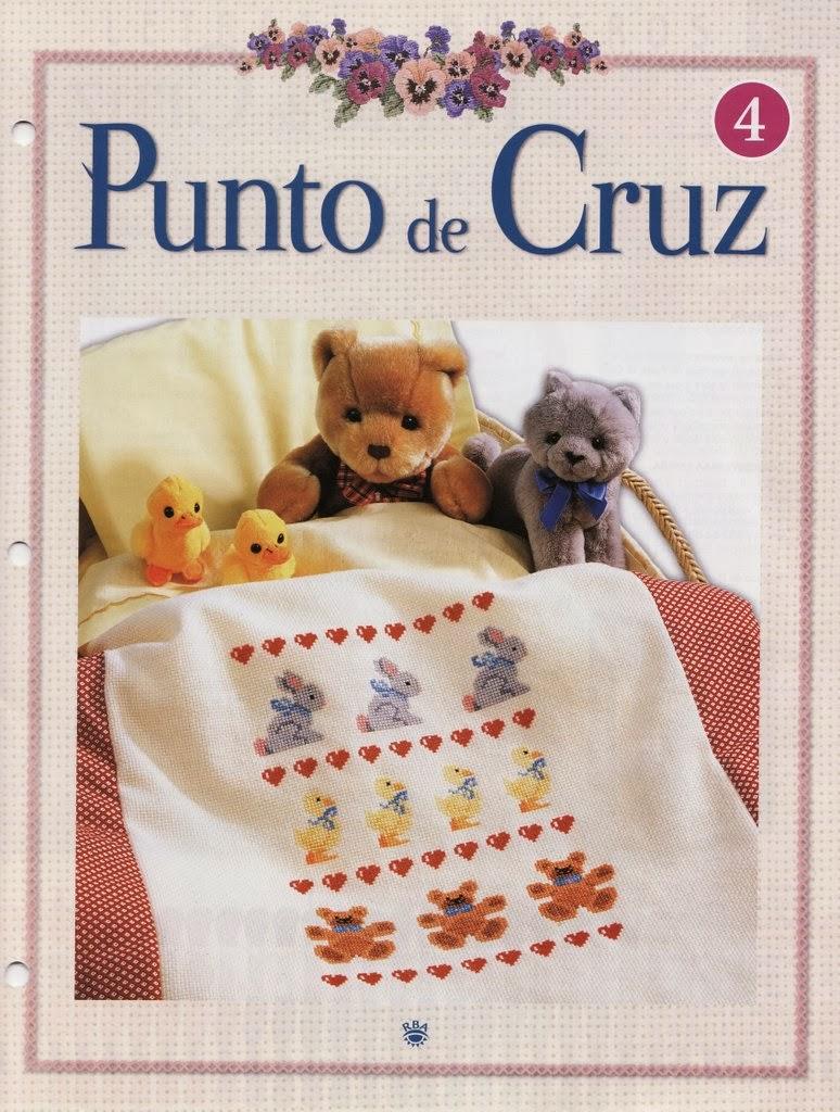 Revista punto de cruz gratis revistas de manualidades gratis - Punto de cruz bano ...