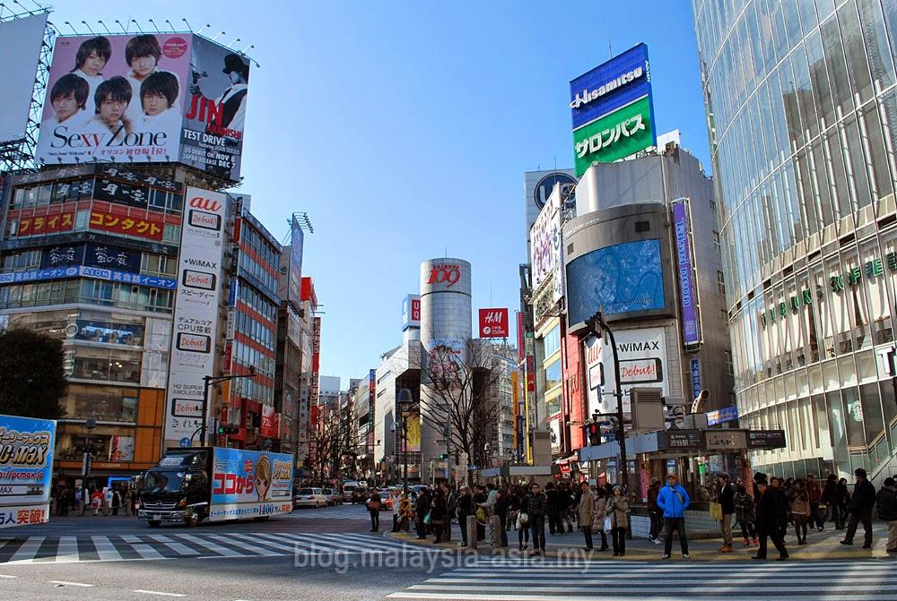 Shibuya Photo Japan