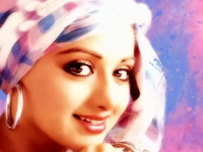 Sridevi HD Wallpaper