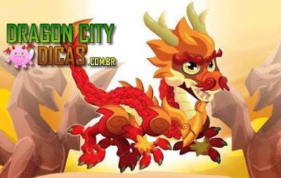 Dragão Vermelho Asiático