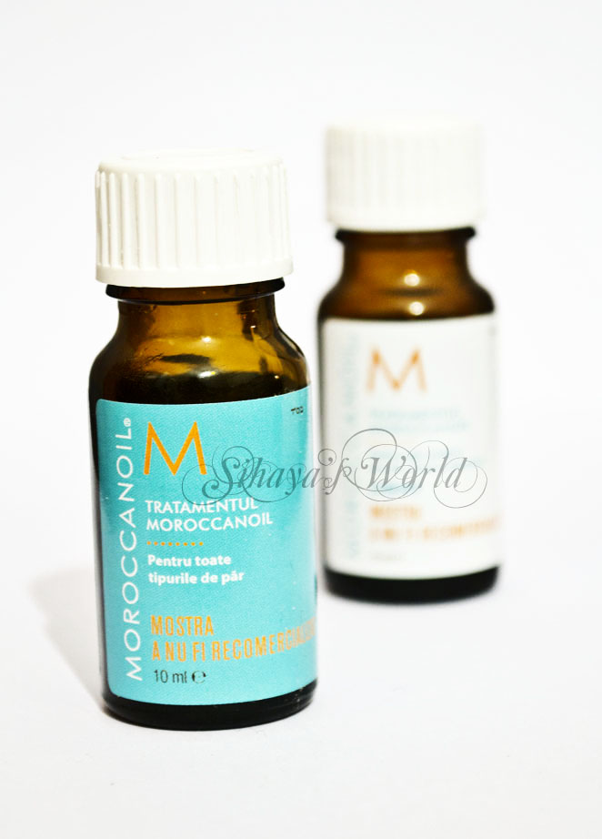 review moroccanoil moroccanoil light