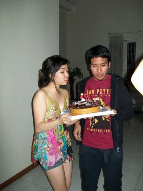 Foto Kejutan Hari Ulang Tahun Gisel dari Desta (Kenangan)