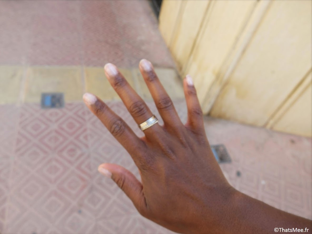 Vernis Yves Saint Laurent rose romantique manucure Marionnaud