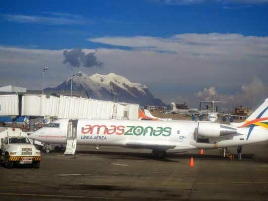 ich bin wieder zurück in Bolivien