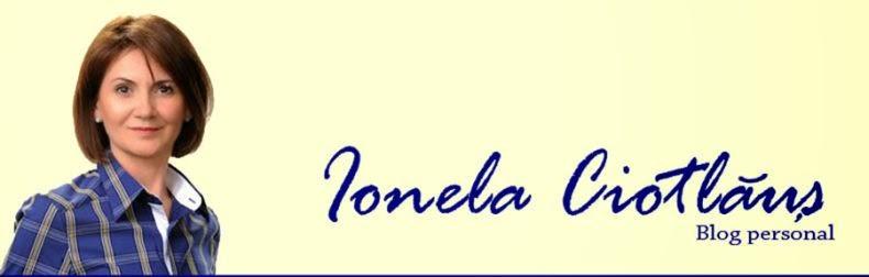 Ionela Ciotlăuş blog