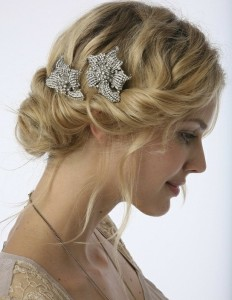 cute short hairstyles are classic bridal hairstyles 2013