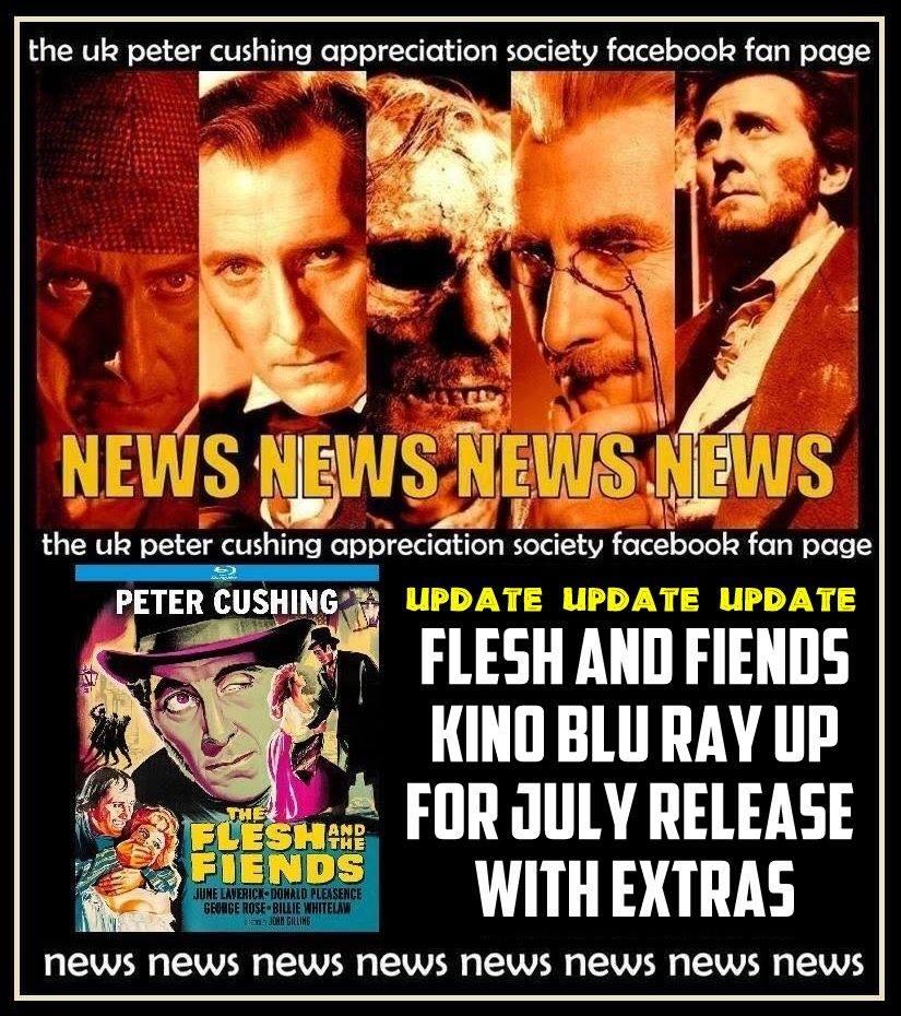 NEWS BLU RAY RELEASE UPDATE!