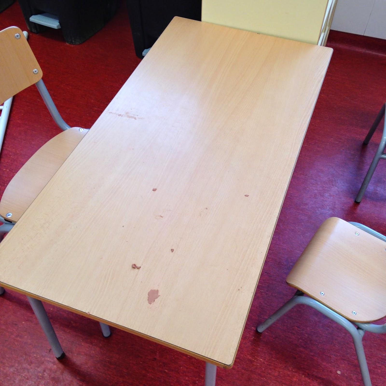 Proyecto para convertir un espacio creativo en un comedor escolar