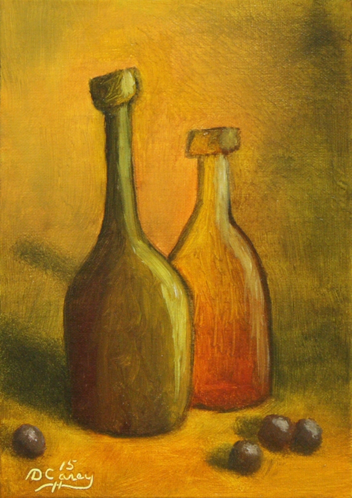 150130 - Abstract Bottles 001a 7x5 oil on linen panel - Dave Casey - TheDailyPainter.jpg