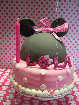 Mini Torta Minnie