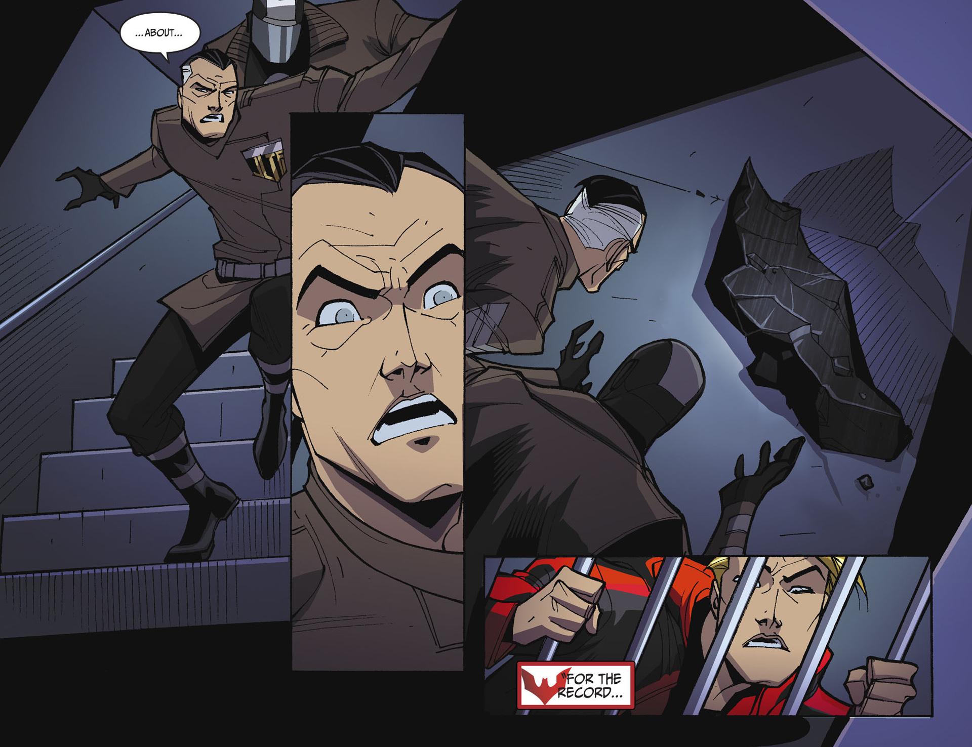 Batman Beyond 2.0 Issue #22 #22 - English 8