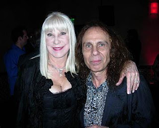 ronnie james dio  wendy dio