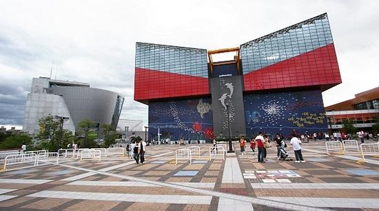 Melancong percuma ke Osaka Jepun bersama Sahajidah Hai-O Marketing melawat Osaka Aquarium