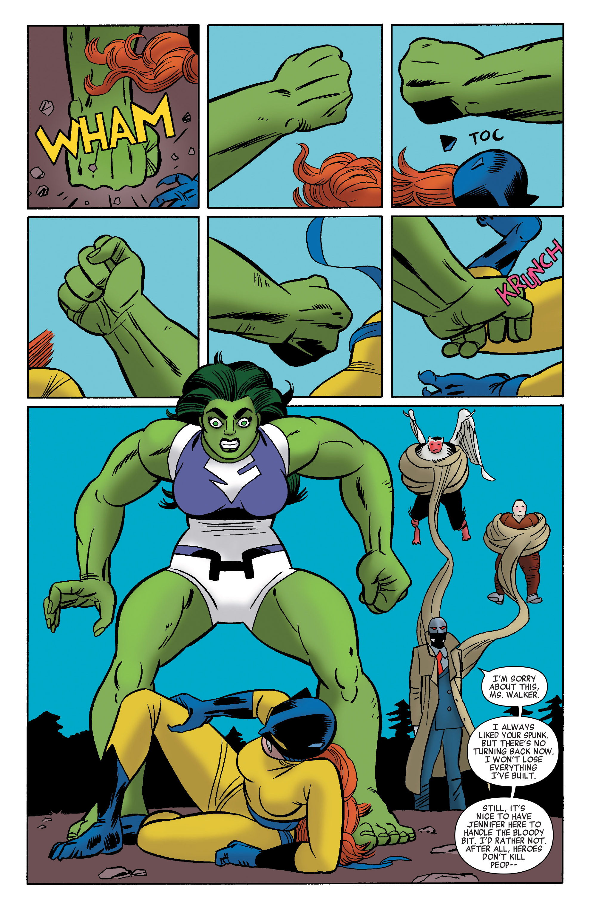 She-Hulk (2014) Issue #12 #12 - English 13