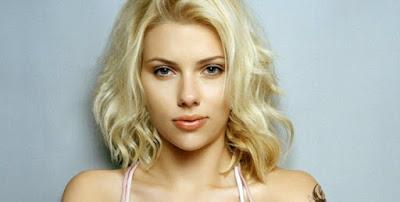 Scarlett Johansson pode viver gamer