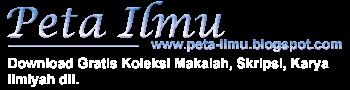 PETA ILMU | Pusat Skripsi Makalah Tesis