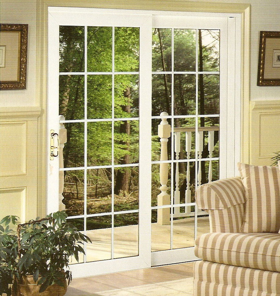 Doors gallery french patio doors for Sliding glass doors that look like french doors