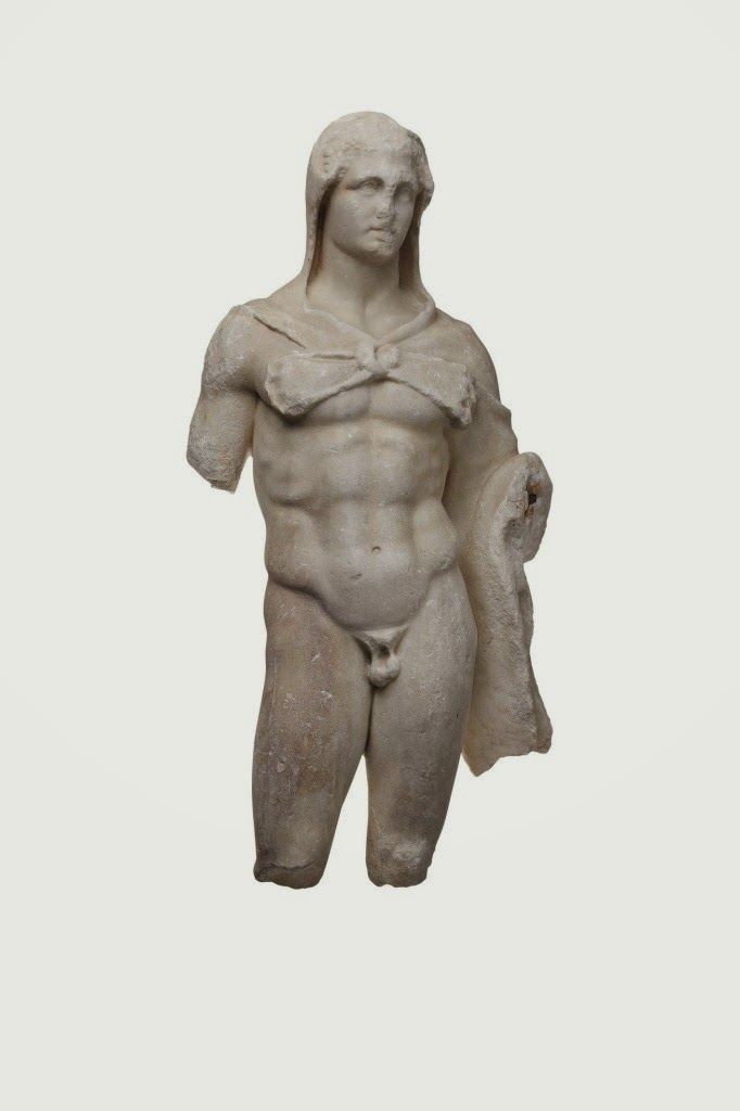 Heracles joven. 350-325 aC. National Archaeological Museum of Athens