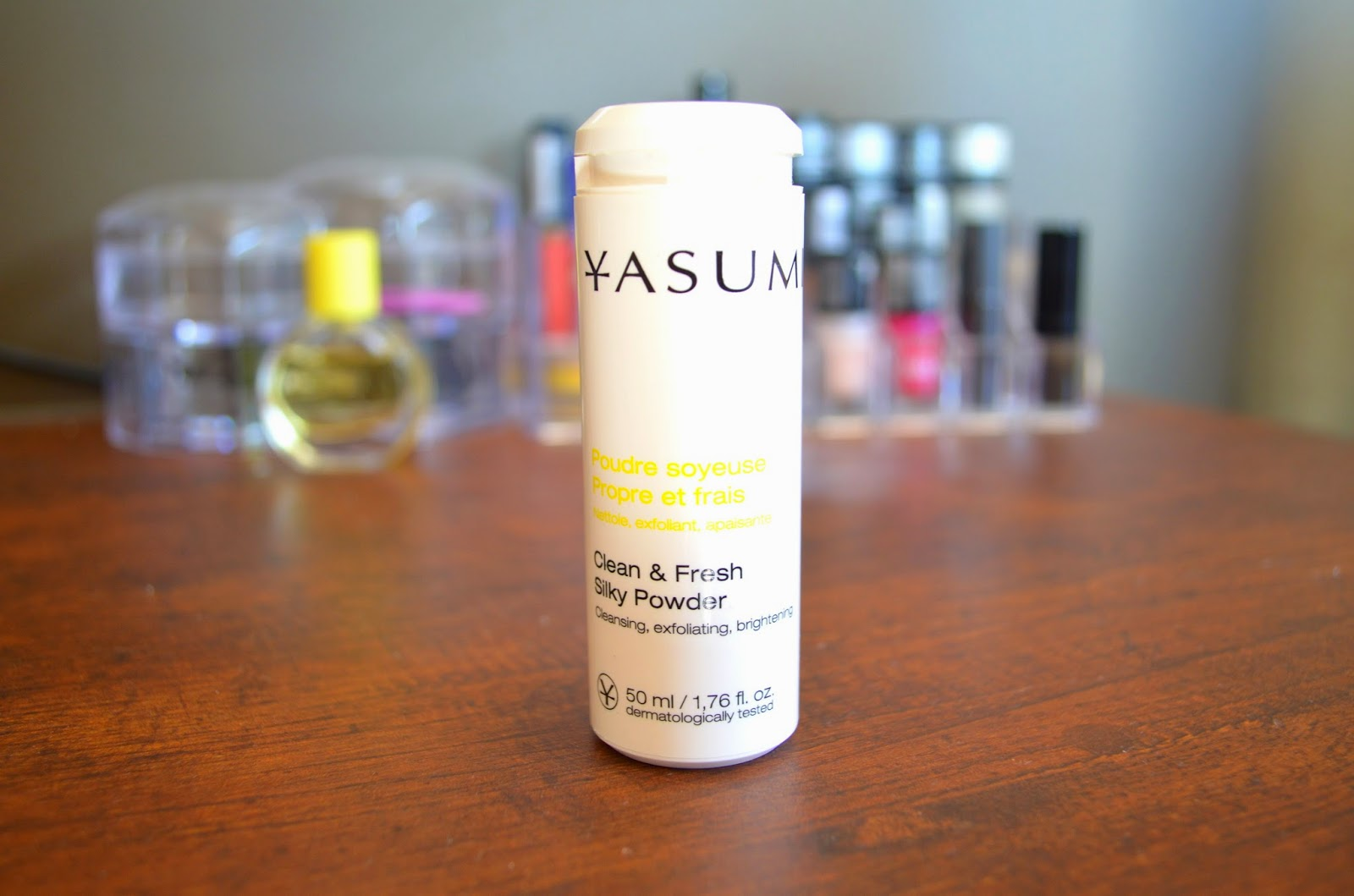 Yasumi - Clean & Fresh Silky Powder