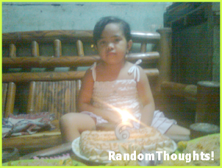 Panie 6th Birthday