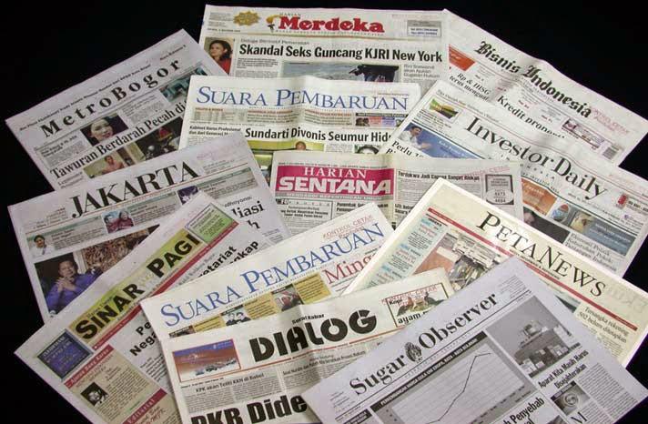 Peranan Pers Dalam Negara Masyarakat Demokrasi