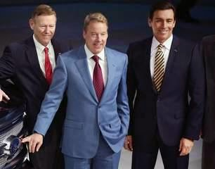 Alan Mulally Retiring on July 1st; Mark Fields Stepping In President and CEO