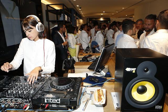 GANT, Fiesta Inauguración, Ayala, 20, Madrid, Shopping, DJ, Blog de Moda, Evento