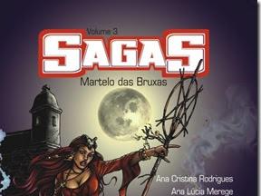 Sagas, volume 3: Martelo das Bruxas de vários autores, Argonautas Editora