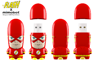USB Mimobot de The Flash