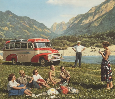 Vintage road trip vacation #vintage #summer