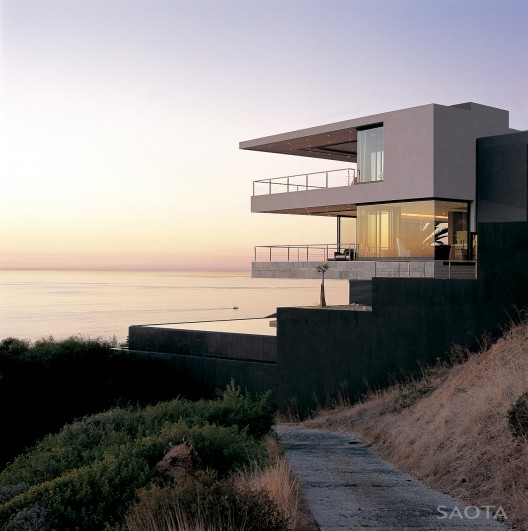 St leon 10 house stefan antoni olmesdahl truen architects bantry bay cape town south - Nice small house interior from a contemporary oceanfront residence ...