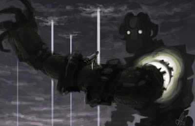 Shadow Of The Colossus Malus Wallpaper SHADOW OF THE COLOSSUS