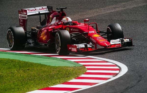 Fórmula 1: Lewis Hamilton conquistó el circuito de Suzuka