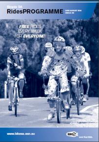 Rides Programme